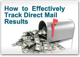 Tracking Direct Mail Results