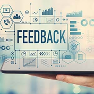 Listen to customer feedback to create loyalty with existing customers